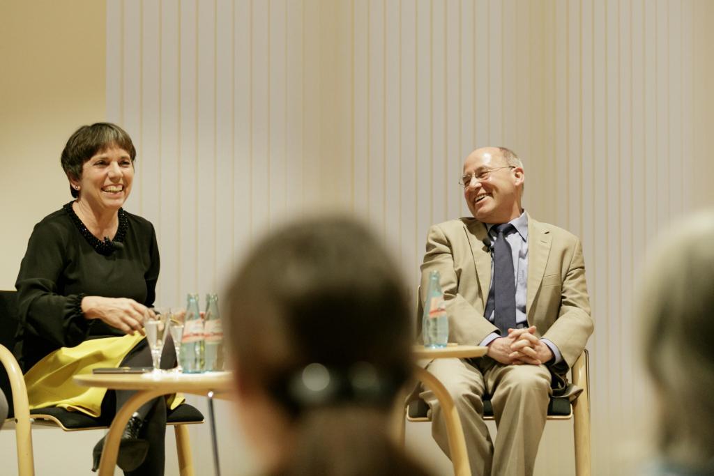 Margot Käßmann und Gregor Gysi