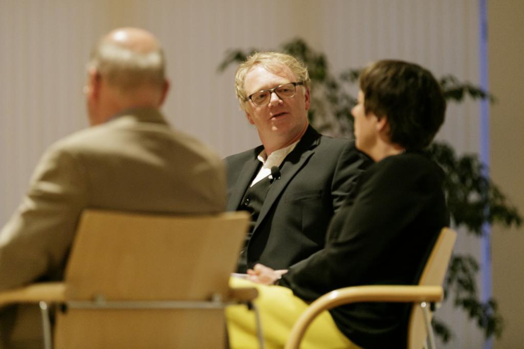 Podiumsgespräch mit Margot Käßmann und Gregor Gysi