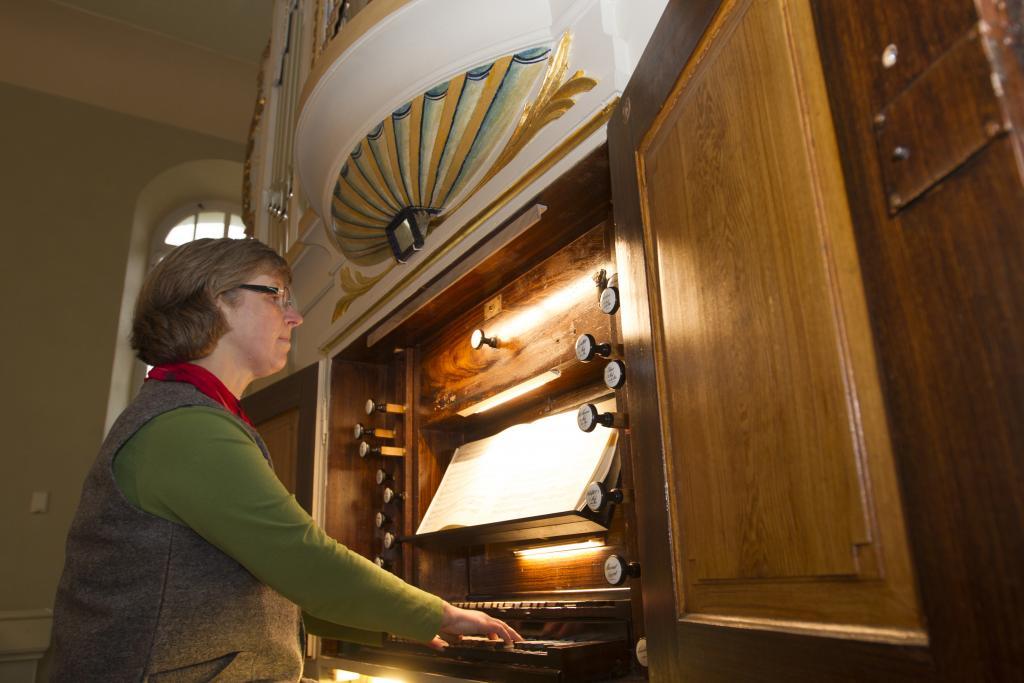 Heidenreich Orgel