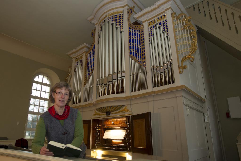 Leubnitz Orgel