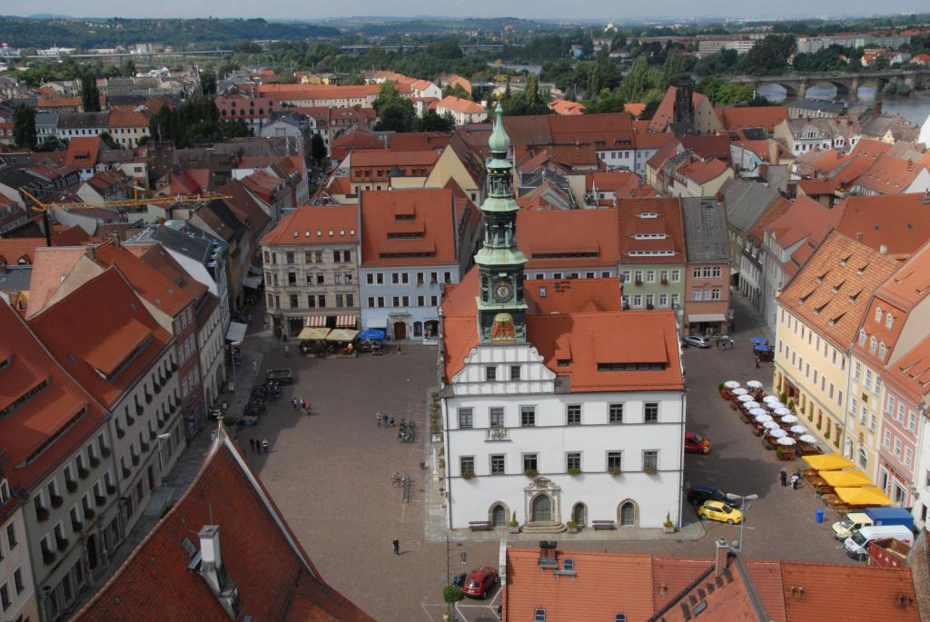 Pirna Rathaus