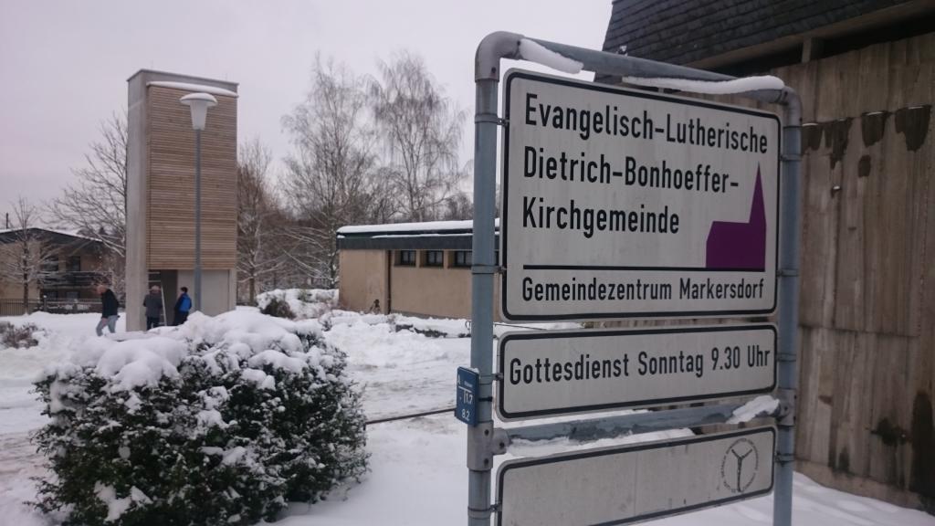 Gemeindezentrum Chemnitz-Markersdorf