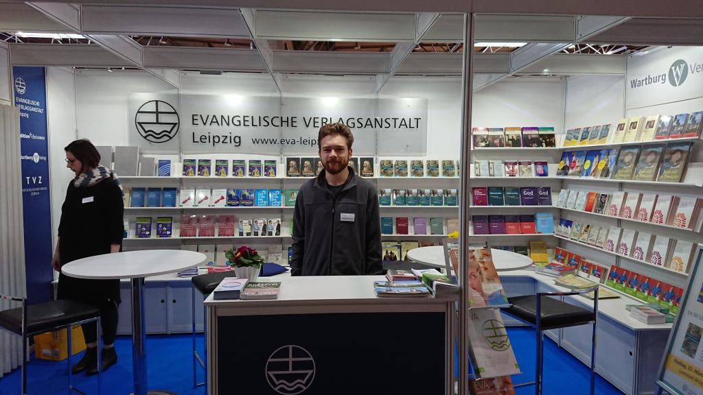 EVA Leipzig Buchmesse