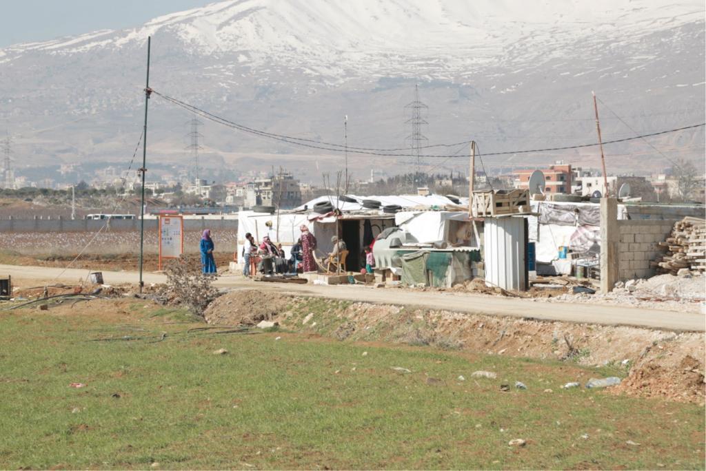 Flüchtlingslager/ © ora
