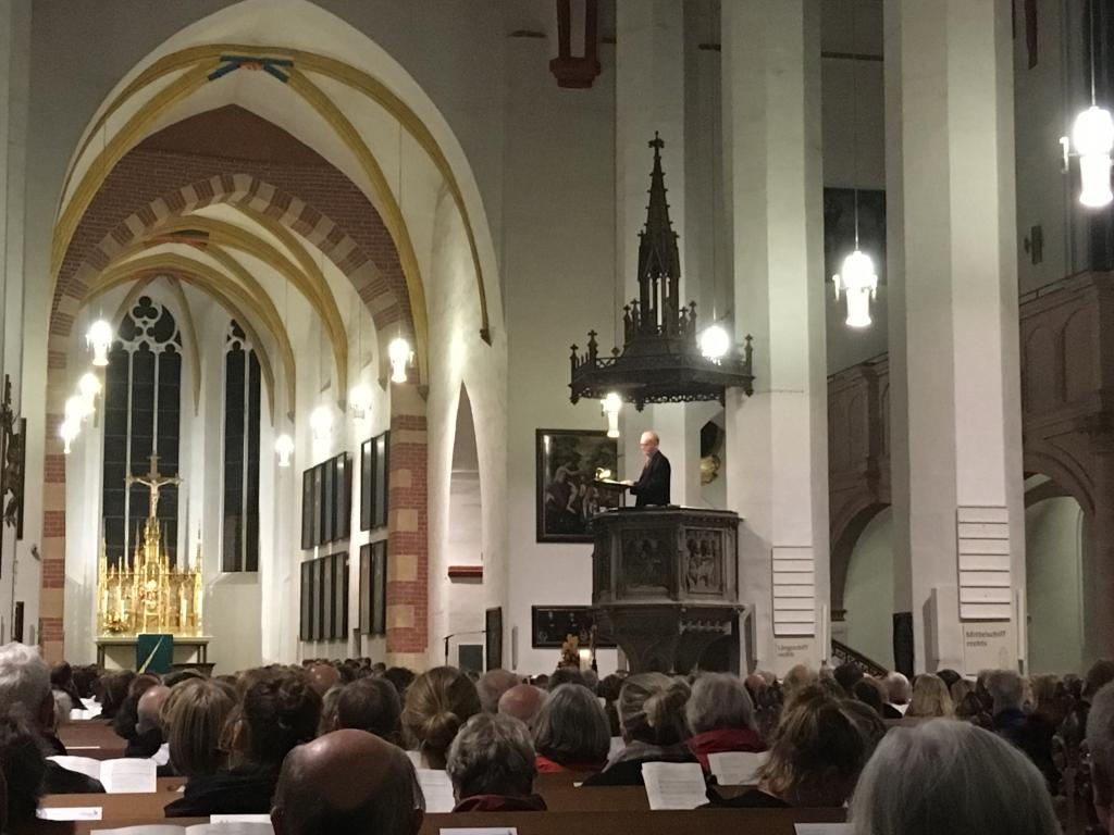 Friedrich Schorlemmer Thomaskirche