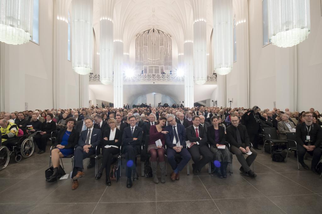 Festgottesdienst Paulinum St. Pauli-Kirche Leipzig