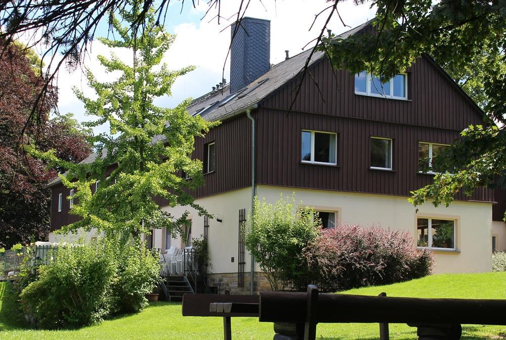Rüstzeitheim im Bielatal