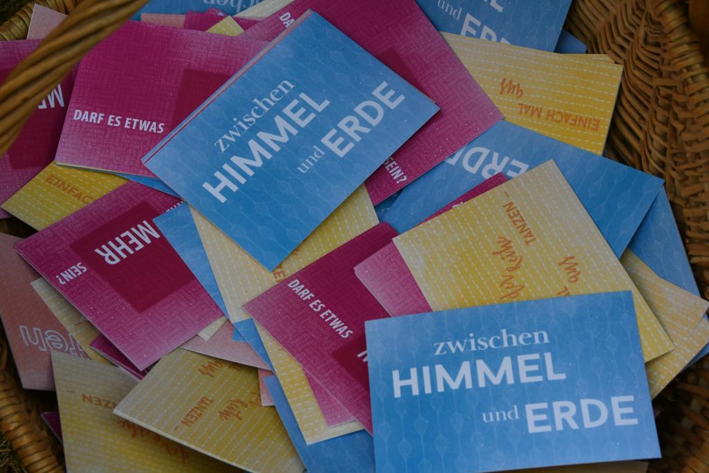 Wünschekarten zum Ausfüllen. © Steffen Giersch