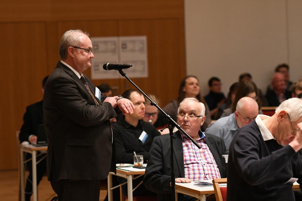 Präsident Otto Guse tritt nicht mehr an – Landessynode zur Bischofswahl am 28./29. Februar.
