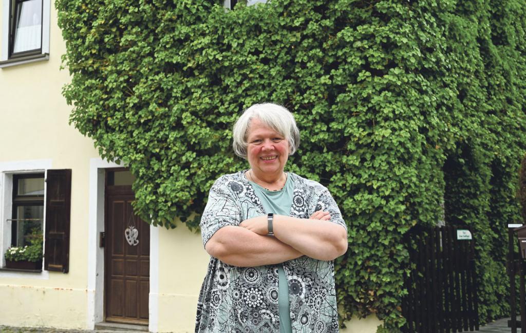 Rosemarie Stange Schneeberg