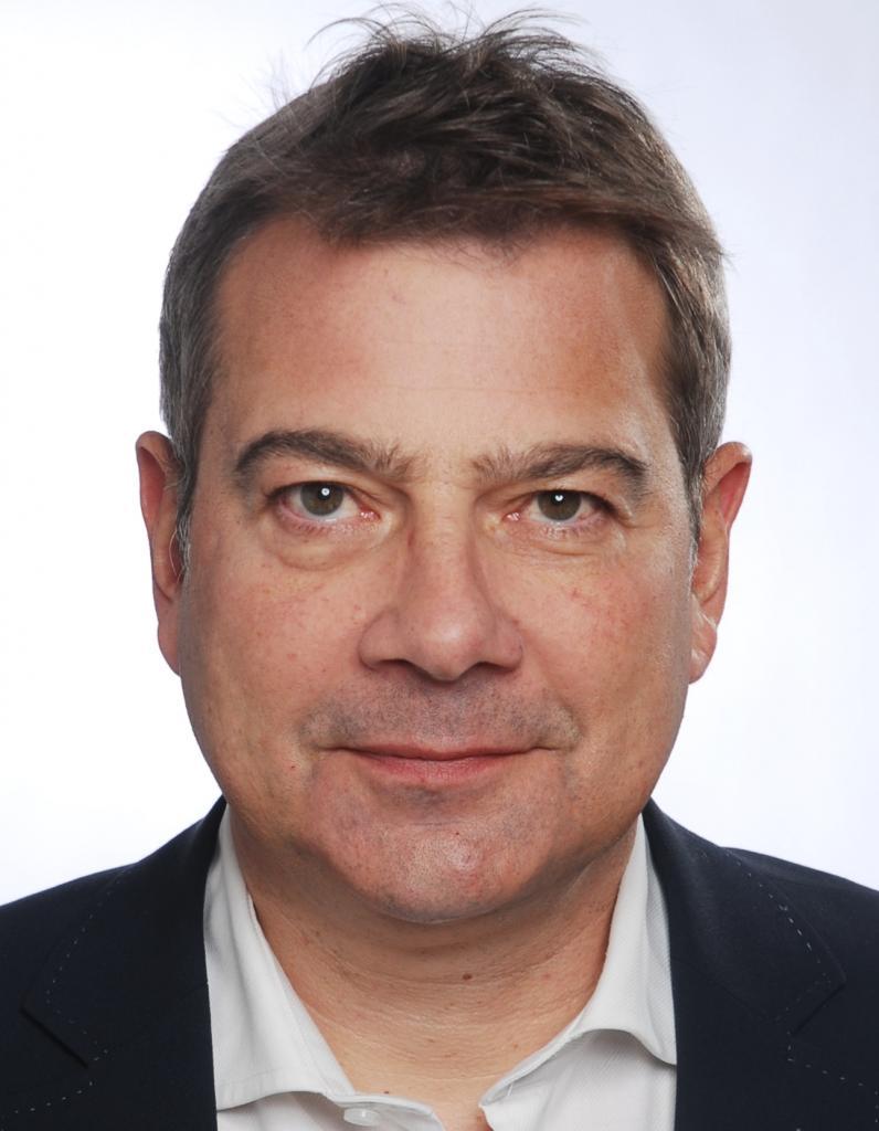 Vereinsvorsitzender Andreas Bruse