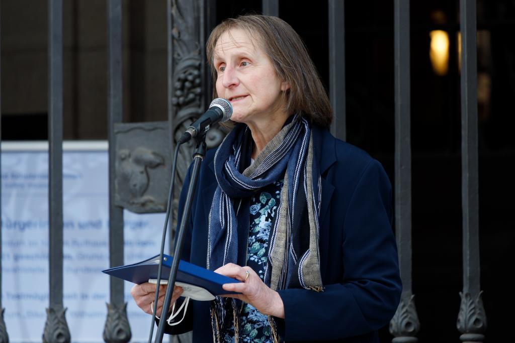 Pfarrerin Dorothea Arndt
