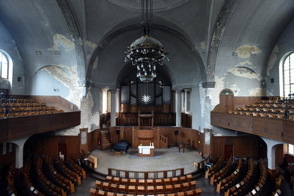 Kirchenraum innnen