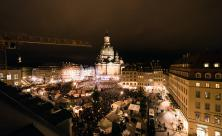 Weihnachtsvesper Frauenkirche Dresden