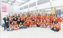 Reformiertes Welttreffen: In Leipzig trafen sich rund 1000 Christen aus 100 Ländern zur Generalversammlung der Weltgemeinschaft Reformierter Kirchen. Foto: Anna Siggelkow