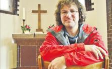 Der neue Geistliche Leiter der Diakonie Leipziger Land, Tobias Jahn. Foto: Roger Dietze
