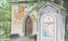 Das Heilige Grab in Liberec als Station der Via Sacra. Foto: Irmela Hennig