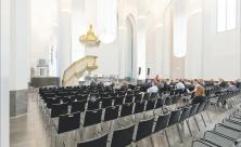 Universität Leipzig, Paulinum, Aula, Kanzel, Universitätskirche, Unikirche