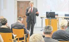 Gordian Meyer-Plath, Evangelische Akademie, Meißen, Pfarrerverein