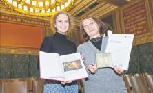 Grimma, St. Augustin, Heimatforschung, Anja Höfer, Herma Lautenschläger