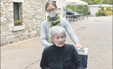 Pflege, Altenpflege, Pflegeheim, Corona, Besuchsverbot