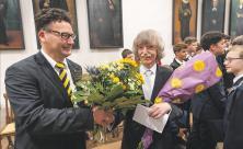 Gotthold Schwarz, Thomanerchor Leipzig, Thomaskirche Leipzig