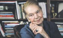 polnische Dichterin Julia Hartwig