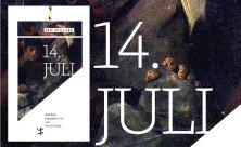 Éric Vuillard: 14. Juli. Aus dem Französischen von Nicola Denis. Berlin, Matthes und Seitz 2019. 134 S., 18,00 €