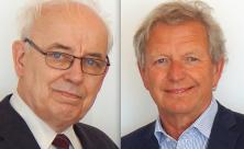 Volker Kreß, Jochen Bohl, Altbischöfe