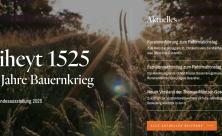 Thüringen, Bauernkrieg, Landesausstellung