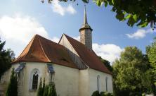 Dorfkirche Lausa