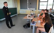 Jugendoffizier, Bundeswehr, Schule, politische Bildung, Kooperation