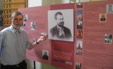 Woldemar Kandler, Schmeckwitz, Kirche, Ausstellung, Eberhard Zobel