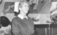 Diakonisse Edith Haufe