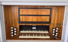 Lauterbach, Bad Lausick, Orgel des Monats, Stiftung Orgelklang