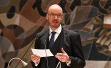 Landesbischof Tobias Bilz Sachsen