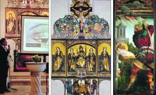 Oberbobritzsch, Altar, Restaurierung