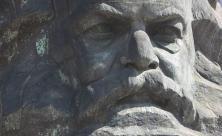 Karl Marx Relief