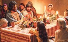 Jesus auf der Hochzeit zu Kana in der Film-Serie »The Chosen«