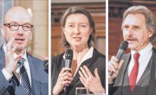 Bischofskandidaten in Leipzig