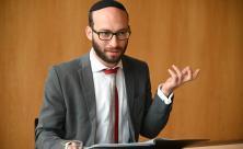 Rabbiner Akiva Weingarten Dresden Nürnberg