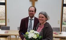 Superintendent Leipziger Land Pfarrer Jochen Kinder Frau Agnes