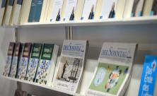 Buchmesse Stand SONNTAG Evangelische Verlagsanstalt