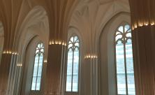 Fenster Paulinum Leipzig