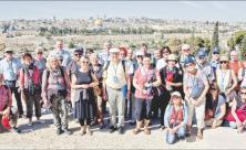 Leserreise Israel 2016 Der Sonntag