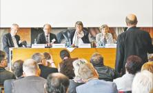 Diakonische Konferenz (v. l.): Diakonie-Direktor Christian Schönfeld                     <div class=