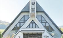 Kirche ohne Orgel: Das lutherische Gotteshaus im polnischen Brenna-Gorki. Foto: Gemeinde