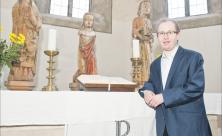 Ankunft im Pfarramt mit Hindernissen: Cornelius Pohle durfte in der sächsischen Landeskirche nicht Pfarrer werden                     <div class=