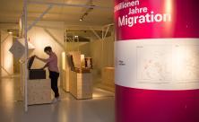 Ausstellung »2 Millionen Jahre Migration« im Staatlichen Museum für Archäologie Chemnitz