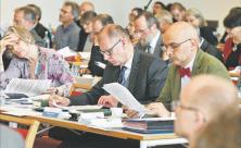 Landessynode Dietrich Bauer Thomas Knittel